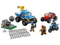 LEGO City 60172 Verfolgungsjagd auf Schotterpisten - © 2018 LEGO Group