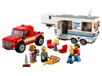 LEGO City 60182 Pickup & Wohnwagen - © 2018 LEGO Group