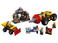 LEGO City 60186 Schweres Bohrgerät für den Bergbau - © 2018 LEGO Group