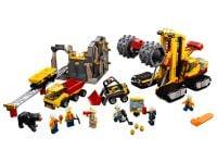 LEGO City 60188 Bergbauprofis an der Abbaustätte - © 2018 LEGO Group