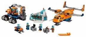 LEGO City 60196 Arktis-Versorgungsflugzeug - © 2018 LEGO Group