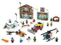 LEGO City 60203 Ski Resort - © 2019 LEGO Group
