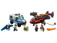 LEGO City 60209 Polizei Diamantenraub - © 2019 LEGO Group