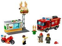 LEGO City 60214 Feuerwehreinsatz im Burger-Restaurant - © 2019 LEGO Group