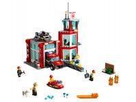 LEGO City 60215 Feuerwehrstation - © 2019 LEGO Group