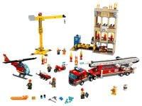 LEGO City 60216 Feuerwehr in der Stadt - © 2019 LEGO Group