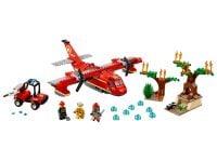 LEGO City 60217 Löschflugzeug der Feuerwehr - © 2019 LEGO Group