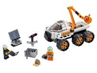 LEGO City 60225 Mars Mission Rover-Testfahrt