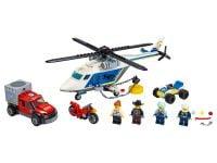 LEGO City 60243 Verfolgungsjagd mit dem Polizeihubschrauber - © 2020 LEGO Group