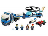 LEGO City 60244 Polizeihubschrauber-Transport