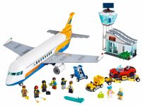 LEGO City 60262 Passagierflugzeug - © 2020 LEGO Group
