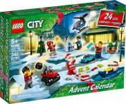 LEGO City 60268 City Adventskalender 2020