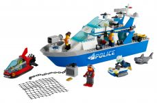 LEGO City 60277 Polizeiboot