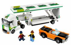 LEGO City 60305 Autotransporter