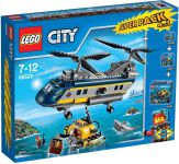 LEGO City 66522 Tiefsee Expediton Superpack 4in1 60093 + 60092 + 60091 + 60090