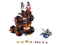 LEGO Nexo Knights 70321 General Magmars Schicksalsmobil - © 2016 LEGO Group