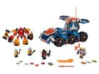 LEGO Nexo Knights 70322 Axls mobiler Verteidigungsturm - © 2016 LEGO Group