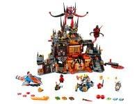 LEGO Nexo Knights 70323 Jestros Vulkanfestung - © 2016 LEGO Group