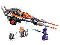 LEGO Nexo Knights 70348 Lances Doppellanzen-Cruiser