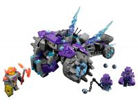 LEGO Nexo Knights 70350 Triple-Rocker - © 2017 LEGO Group