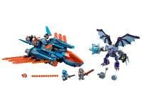 LEGO Nexo Knights 70351 Clays Blaster-Falke - © 2017 LEGO Group