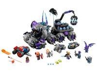 LEGO Nexo Knights 70352 Jestros Monströses Monster-Mobil (MoMoMo) - © 2017 LEGO Group
