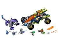 LEGO Nexo Knights 70355 Aarons Klettermaxe - © 2017 LEGO Group