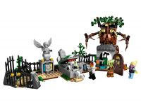 LEGO Hidden Side 70420 Geheimnisvoller Friedhof - © 2019 LEGO Group