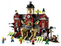 LEGO Hidden Side 70425 Newbury´s spukende Schule - © 2019 LEGO Group