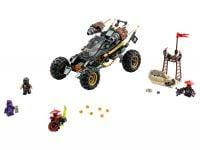 LEGO Ninjago 70589 Felsen-Buggy - © 2016 LEGO Group