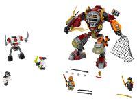 LEGO Ninjago 70592 Schatzgräber M.E.C. - © 2016 LEGO Group