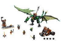 LEGO Ninjago 70593 Der Grüne Energie-Drache - © 2016 LEGO Group