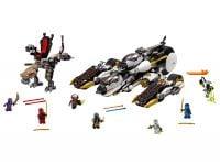 LEGO Ninjago 70595 Ultra-Tarnkappen-Fahrzeug - © 2016 LEGO Group