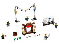 LEGO The LEGO Ninjago Movie 70607 Verfolgungsjagd in NINJAGO® City