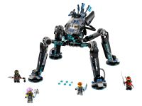 LEGO The LEGO Ninjago Movie 70611 Nya's Wasser-Walker - © 2017 LEGO Group
