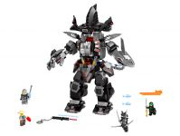 LEGO The LEGO Ninjago Movie 70613 Garmadon's Shark Mech - © 2017 LEGO Group