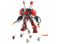 LEGO The LEGO Ninjago Movie 70615 Kai's Feuer-Mech