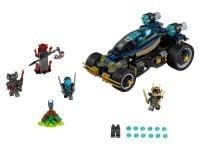 LEGO Ninjago 70625 Samurai Turbomobil - © 2017 LEGO Group