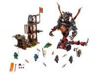 LEGO Ninjago 70626 Verhängnisvolle Dämmerung - © 2017 LEGO Group