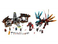 LEGO Ninjago 70627 Drachenschmiede - © 2017 LEGO Group