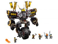 LEGO The LEGO Ninjago Movie 70632 Cole's Donner-Mech - © 2018 LEGO Group