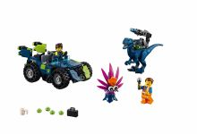 "LEGO The LEGO Movie 2 70826 Rex' ""Rextremes"" Offroad-Fahrzeug"