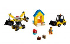 LEGO The LEGO Movie 2 70832 Emmets Baukoffer! - © 2019 LEGO Group
