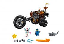 LEGO The LEGO Movie 2 70834 Eisenbarts Heavy-Metal-Trike!