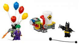 LEGO The LEGO Batman Movie 70900 Jokers Flucht mit den Ballons