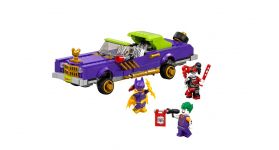 LEGO The LEGO Batman Movie 70906 Jokers berüchtigter Lowrider - © 2017 LEGO Group
