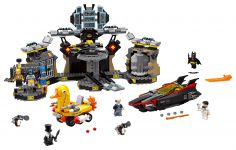 LEGO The LEGO Batman Movie 70909 Batcave-Einbruch