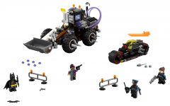 LEGO The LEGO Batman Movie 70915 Doppeltes Unheil durch Two-Face™