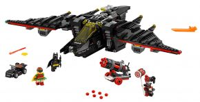 LEGO The LEGO Batman Movie 70916 Batwing - © 2017 LEGO Group