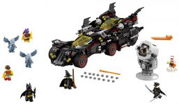 LEGO The LEGO Batman Movie 70917 Ultimatives Batmobil - © 2017 LEGO Group